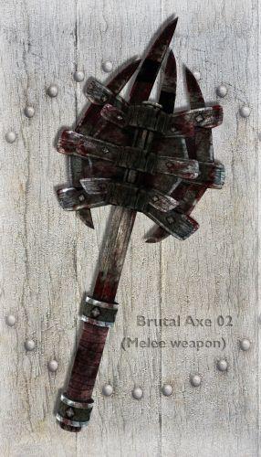 Brutal Axe 02