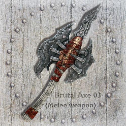 Brutal Axe 03