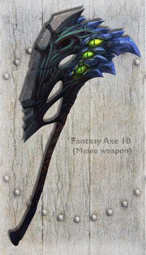 Fantasy Axe 10