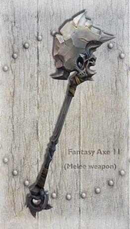 Fantasy Axe 11