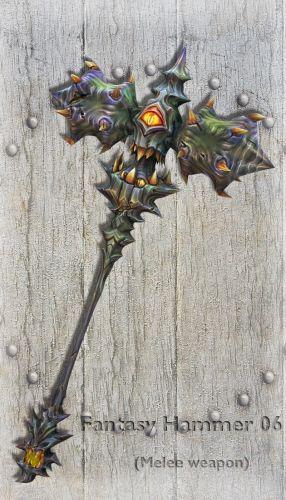 Fantasy Hammer 06
