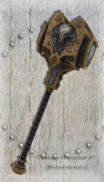 Fantasy Hammer 07