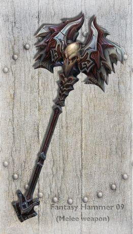 Fantasy Hammer 09