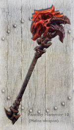 Fantasy Hammer 10