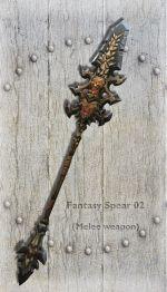 Fantasy Spear 02