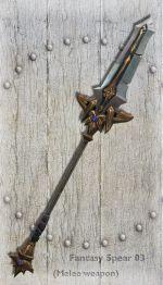 Fantasy Spear 03