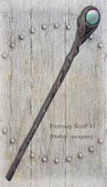 Fantasy Staff 01