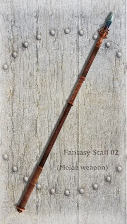 Fantasy Staff 02