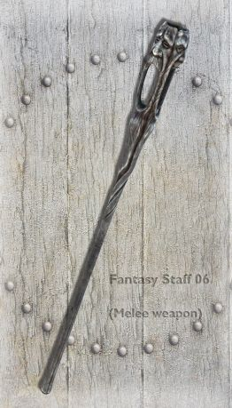 Fantasy Staff 06