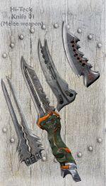 Hi-Teck Knife 01