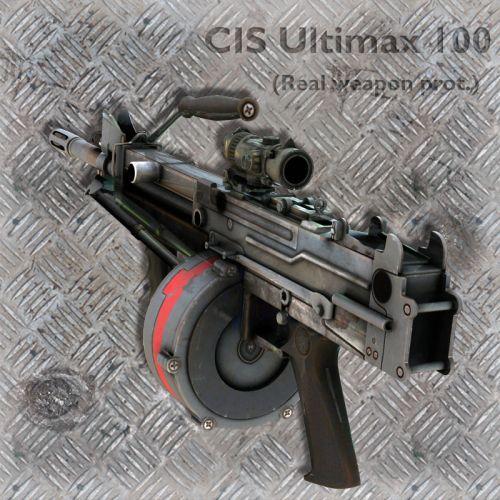 CIS Ultimax 100