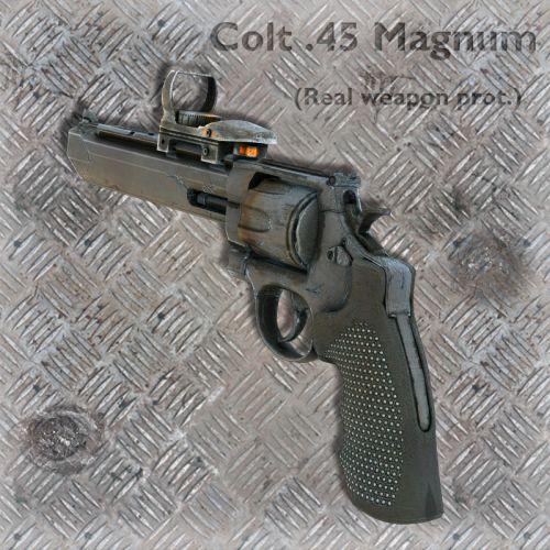 Colt .45 Magnum