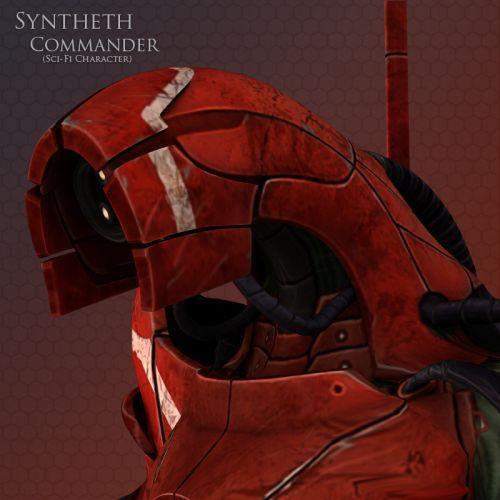 Syntheth Commander