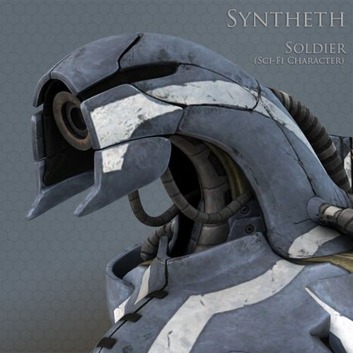 Syntheth Soldier