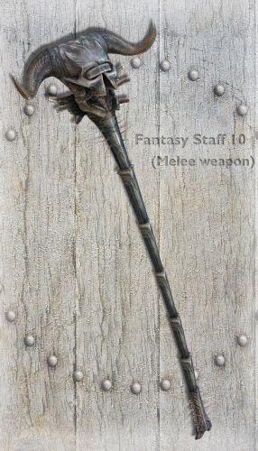 Fantasy Staff 10
