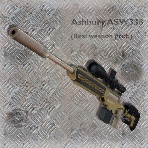 Ashbury ASW338
