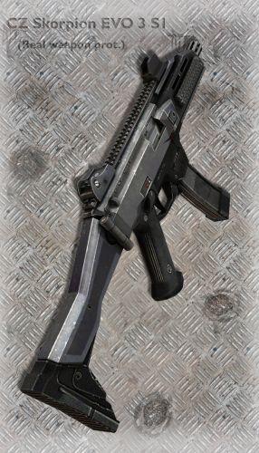 CZ Skorpion EVO 3 S1