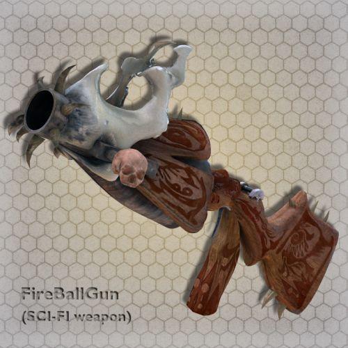 FireBallGun
