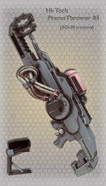 Hi-Teck FlameThrower 05