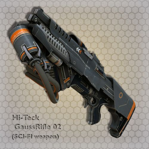 Hi-Teck GaussRifle 02