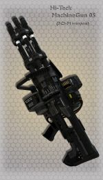 Hi-Teck MachineGun 05