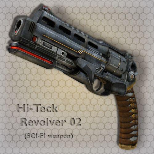 Hi-Teck Revolver 02