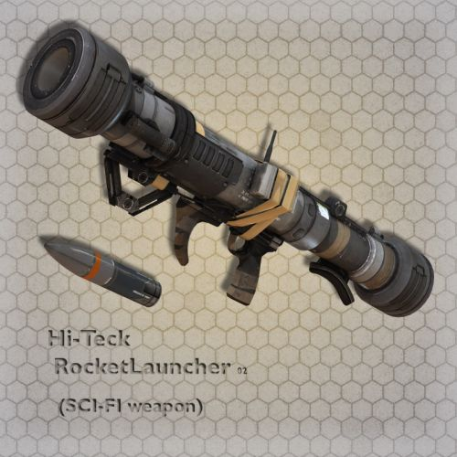 Hi-Teck RocketLauncher 02