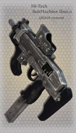 Hi-Teck SubMachine Gun 13