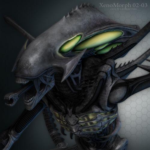 XenoMorph 02-03