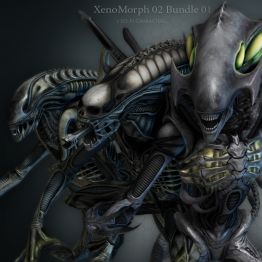 XenoMorph 02 Bundle 01