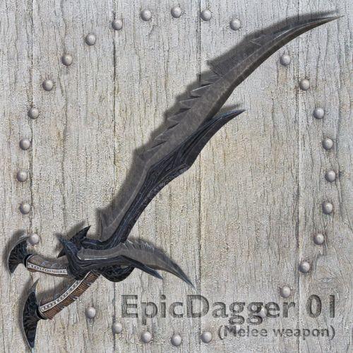 EpicDagger 01