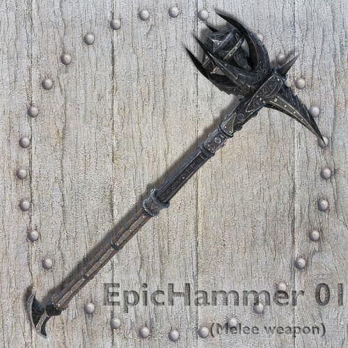 EpicHammer 01