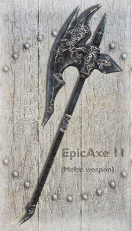 EpicAxe 11