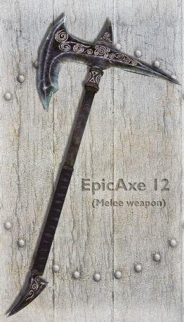 EpicAxe 12