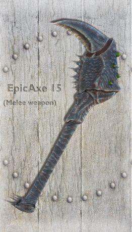 EpicAxe 15
