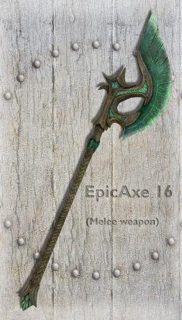 EpicAxe 16