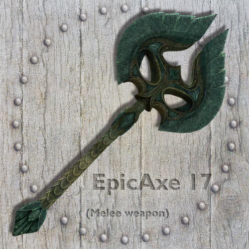 EpicAxe 17