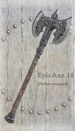 EpicAxe 18