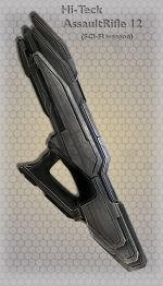 Hi-Teck AssaultRifle 12