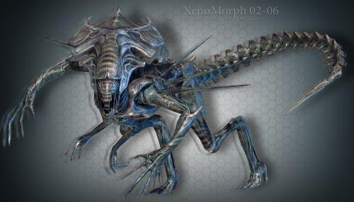 XenoMorph 02 Bundle 02