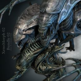 XenoMorph 02 Bundle 02