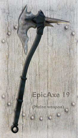 EpicAxe 19