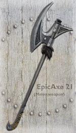EpicAxe 21