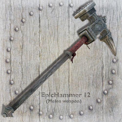 EpicHammer 12