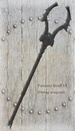 Fantasy Staff 12