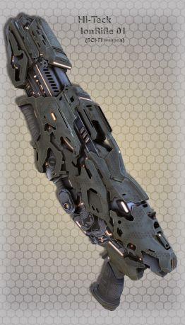 Hi-Teck IonRifle 01