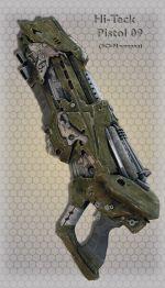 Hi-Teck Pistol 09