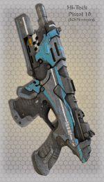 Hi-Teck Pistol 10