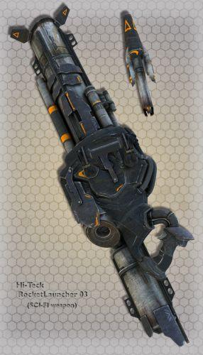 Hi-Teck RocketLauncher 03