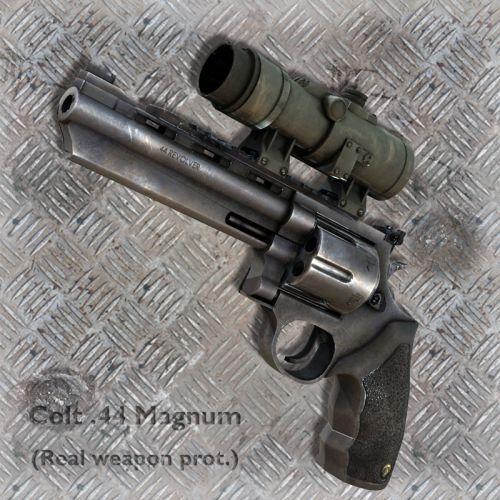 Colt .44 Magnum